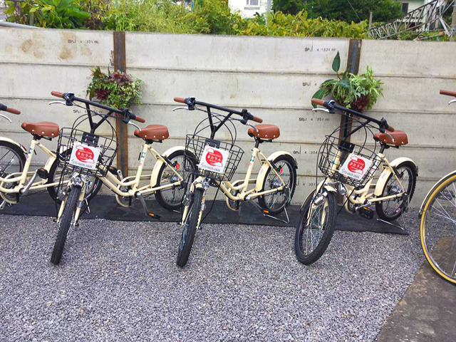 rental bike in otaru