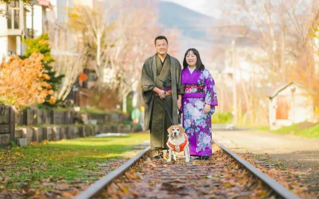 rental kimono