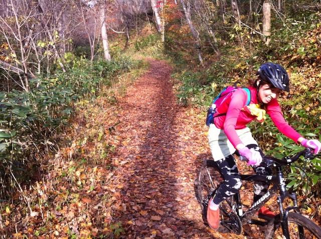 Sapporo cycling