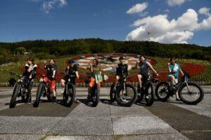 Fatbike tour in Tokachi