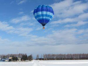Hot Air Balloon in Tokachi
