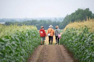 Nature tour In Tokachi