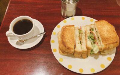 【旭川/カフェ】レトロな雰囲気の喫茶店「ブレンド」