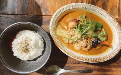 【旭川/スープカレー】地元で愛される居酒屋で楽しむスープカレー「こま弦」