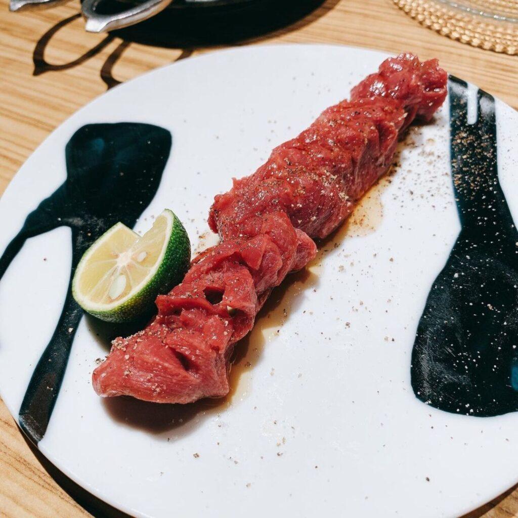 【札幌/焼肉】上品な空間「MIEDA」で贅沢焼肉コース!