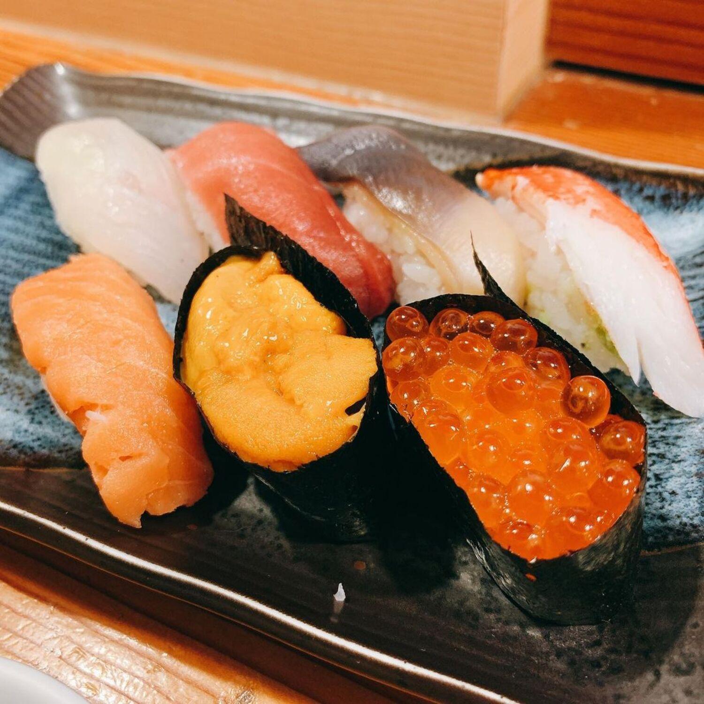 札幌/すすきの_寿司_いちい