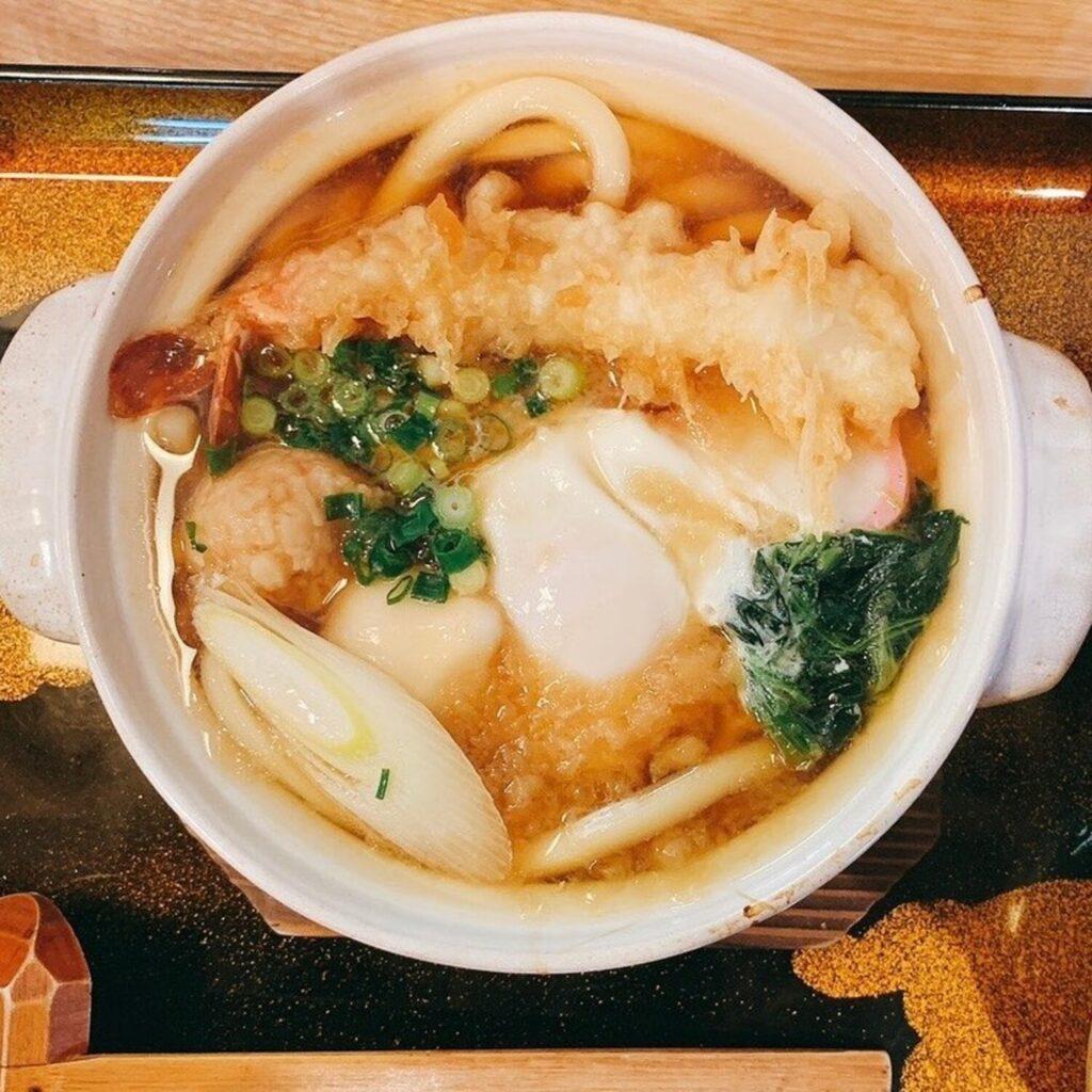 【札幌/うどん】寒い時期の特権、「香村」の冬限定鍋焼きうどん