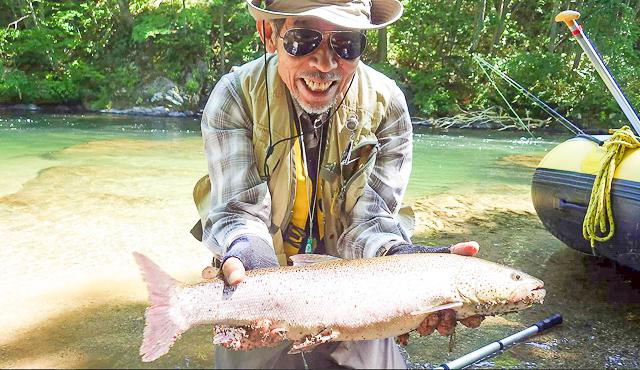 釣り好きも満足