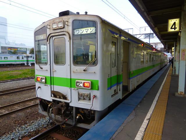 北海道 電車 JR