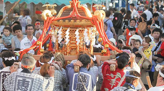 富良野お祭り