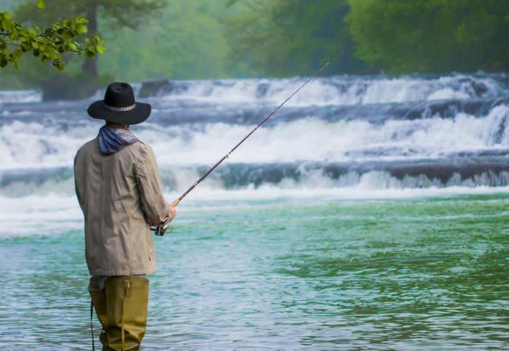 富良野釣り体験