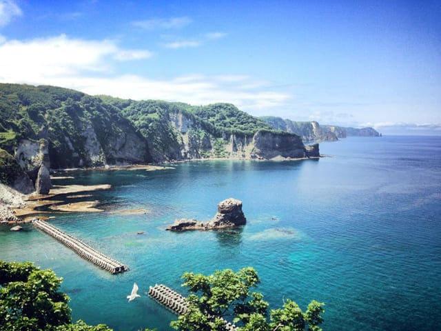 北海道遺産積丹半島