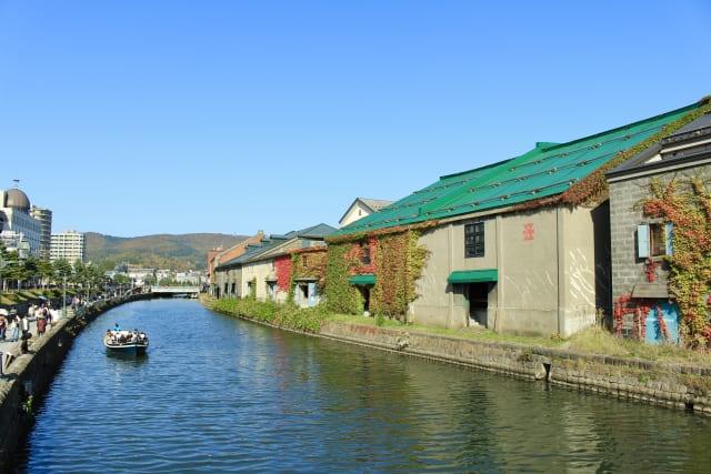 小樽運河クルージング