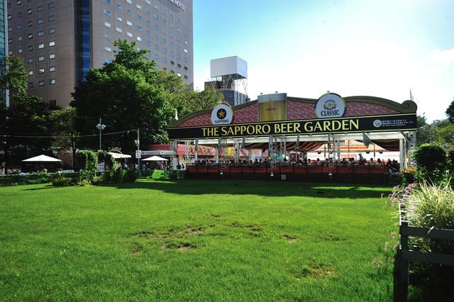 札幌ビアガーデン