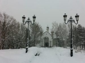 雪の美術館(引用元4travel)