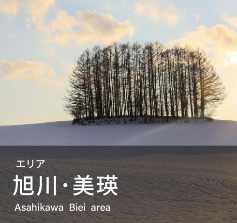 旭川・美瑛・富良野エリアの観光アクティビティ予約サイト
