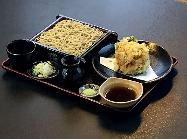 小樽 蕎麦・料理 薮半