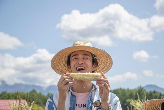 美瑛_とうきび