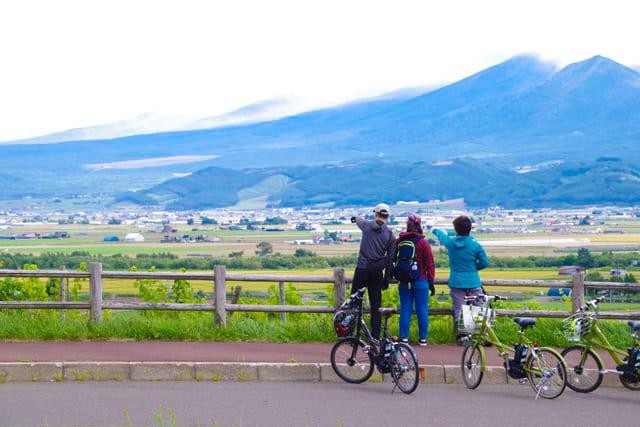 サイクリング&カヤック_富良野