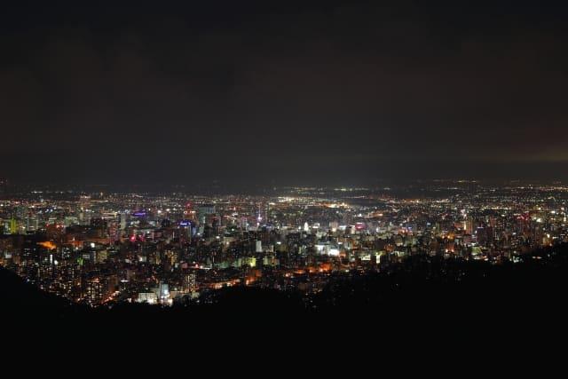 札幌 幌見峠