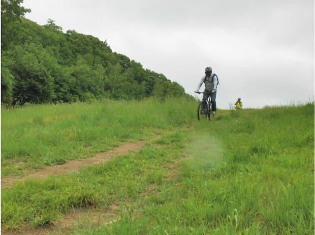 札幌サイクリング