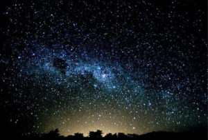 知床星空観察
