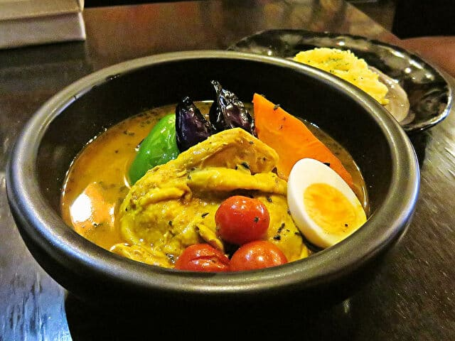 札幌 Kanakoのスープカレー屋さん