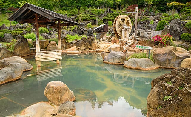 札幌 豊平峡温泉