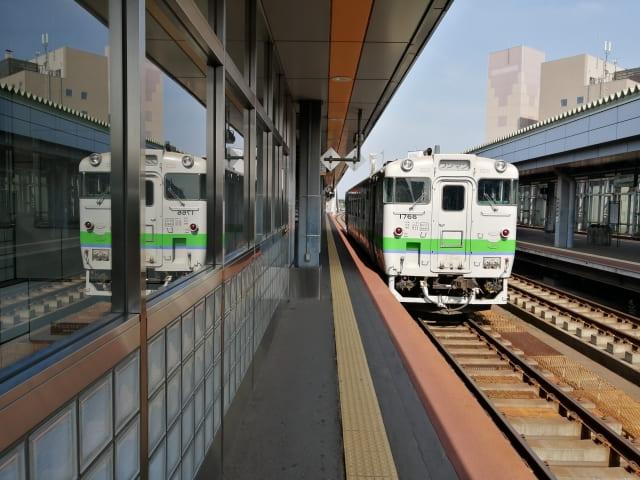 帯広 鉄道