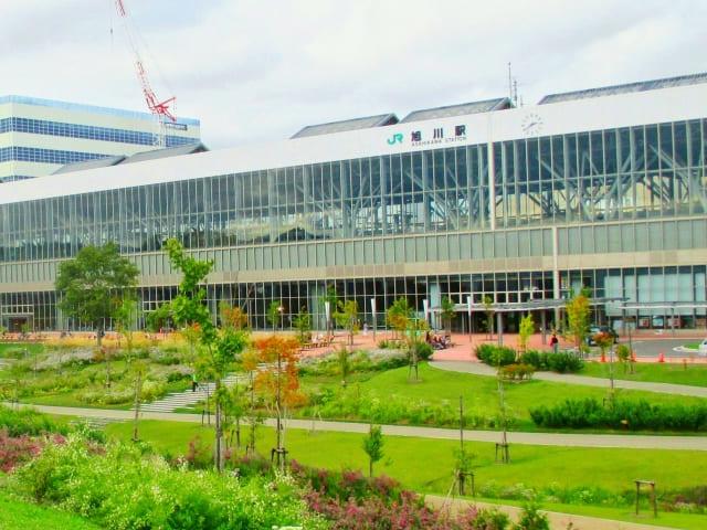 旭川 旭川駅