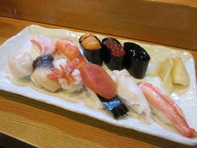 知床 いさみ寿司